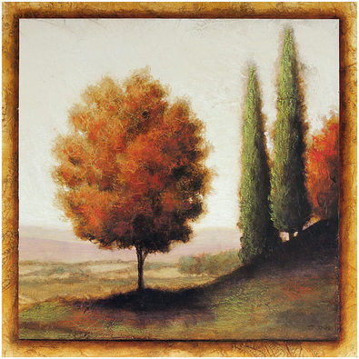 Mark St. John Autumn Shadows I