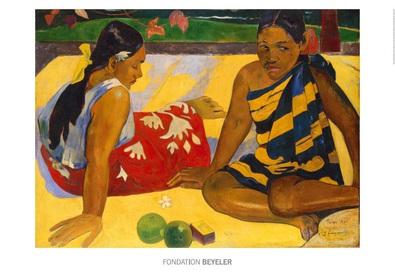 Paul Gauguin Parau api 1892