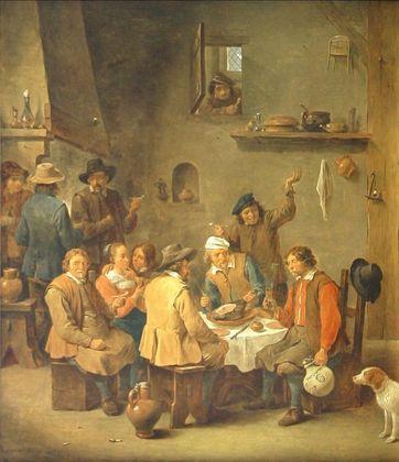 David Teniers In der Schenke