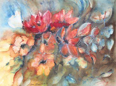 Eva-Maria Walter Carpet of Flowers