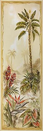 Ann Brodhead 2er Set 'Colonial Palm I + II'