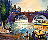 Leu michael evening by the seine 38455 medium