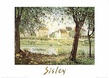 Sisley alfred village on the banks of the seine medium