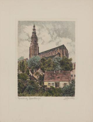 Bruck Schweidnitz, Pfarrkirche