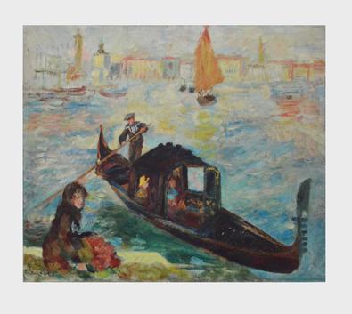 Pierre Auguste Renoir Venedig