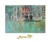 Claude Monet Palazzo Da Mula, Venedig