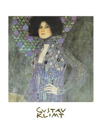 Gustav Klimt Emile Floege