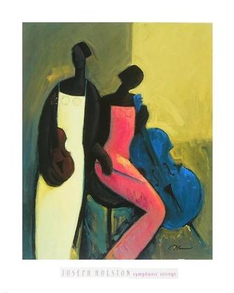Joseph Holston symphonic strings