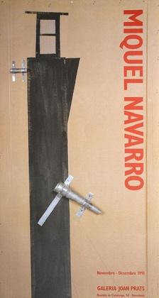 Miquel Navarro Galeria Joan Prats