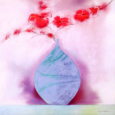 Marilyn Robertson Coral Blossom II