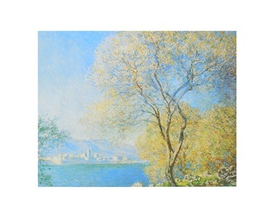 Monet claude antibes large