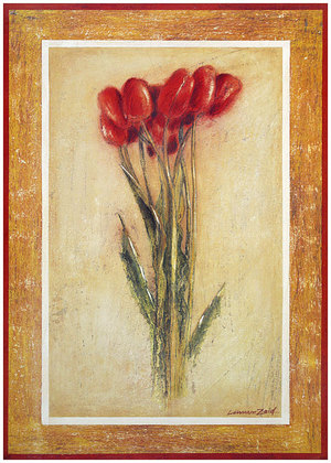 Lewman Zaid Red Tulips