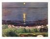 Edvard Munch Sommernacht am Strand