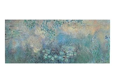 Claude Monet Nympheas les irises