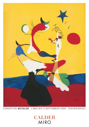 Joan Miro Composition (Petit univers) 1933