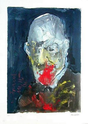 Armin Mueller Stahl Sigmund Freud