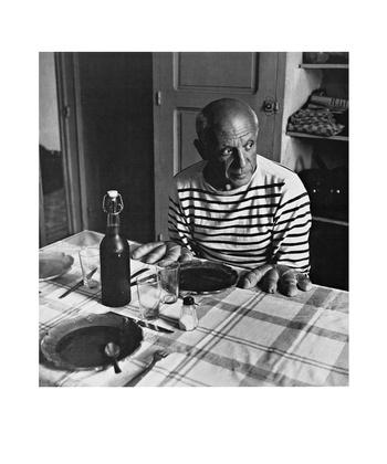 Robert Doisneau Les Pains de Picasso