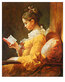 Fragonard jean honore a young girl reading 1776 medium