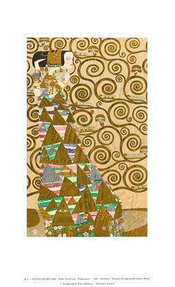 Gustav Klimt Erwartung, 1905 (K 2)