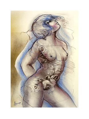 Heidi Bresinsky Akt - Nude Model VIII