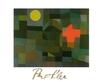 Paul  Klee Feuer bei Vollmond