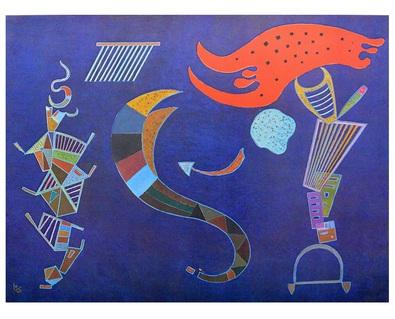 Wassily Kandinsky Der Pfeil