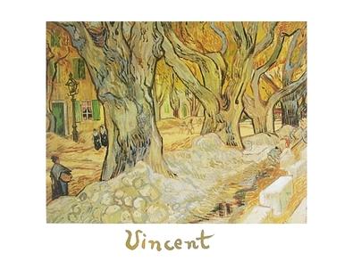 Vincent van Gogh Die Strasse