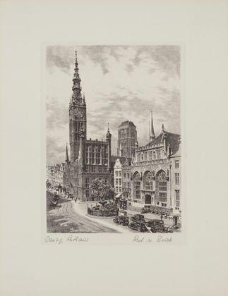 Bruck Danzig, Rathaus