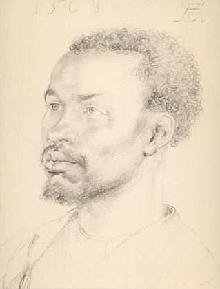Albrecht Duerer Brustbild eines Negers