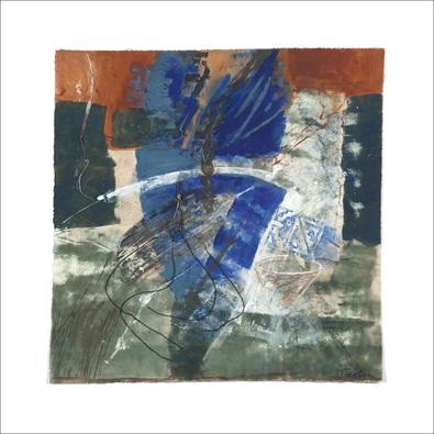 Nadine Fievet Resurgence de la couleur, 2002