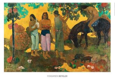 Paul Gauguin Rupe rupe La Cueillette des fruits