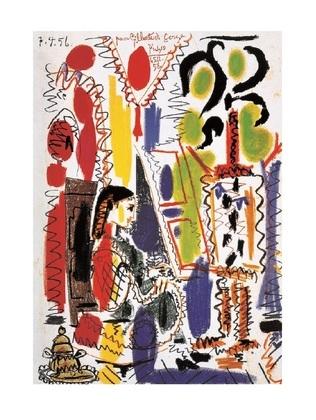 Pablo Picasso L atelier a Cannes