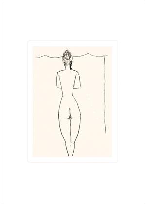 Amedeo Modigliani Nu de femme