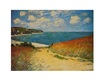 Monet claude strand in pourville medium