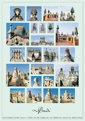 Antoni Gaudi Esculturas