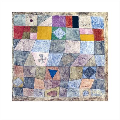 Paul Klee Freundliches Spiel