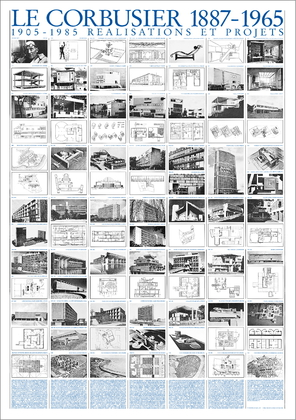 Le Corbusier Realisations et projets