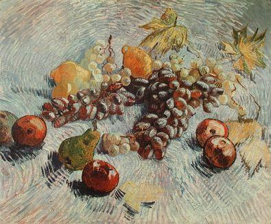 Vincent van Gogh Fruechte Stilleben