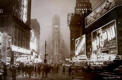 unbekannt Times Square, 1942