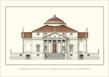 Andrea Palladio Villa Rotonda
