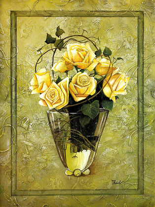 Ludger Thuilot Yellow Roses