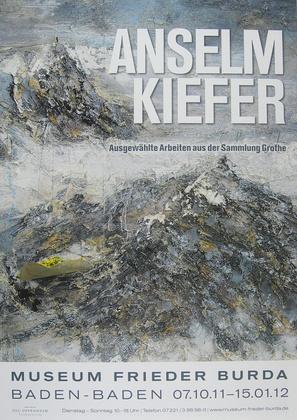 Anselm Kiefer Essence