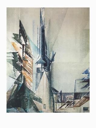 Lyonel Feininger Gelmeroda