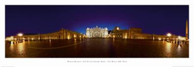 Marcin Klaban San Pietro Square Rome