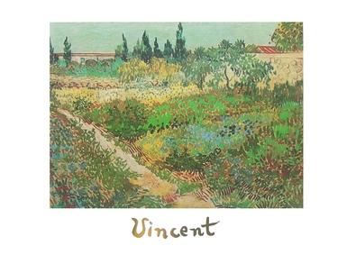 Vincent van Gogh Blumengarten (Giardino con fiori)