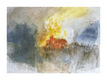 Turner william the burning of the houses of parliament 1834 medium