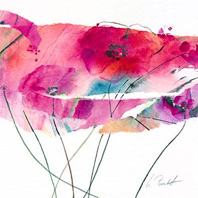 Marta Peuckert Modern Poppy IV