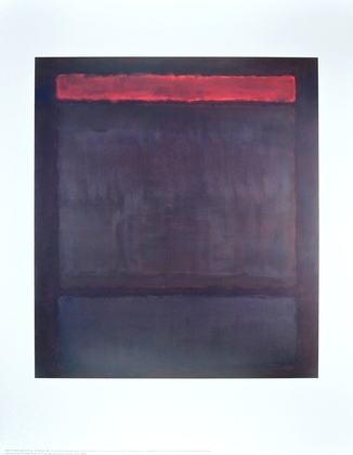 Mark Rothko No. 14 Painting