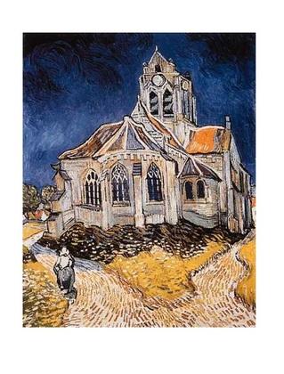 Vincent van Gogh Eglise d Auvers