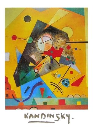 Wassily Kandinsky Harmonie Tranquille